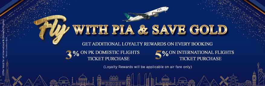 PIA SAVE GOLD